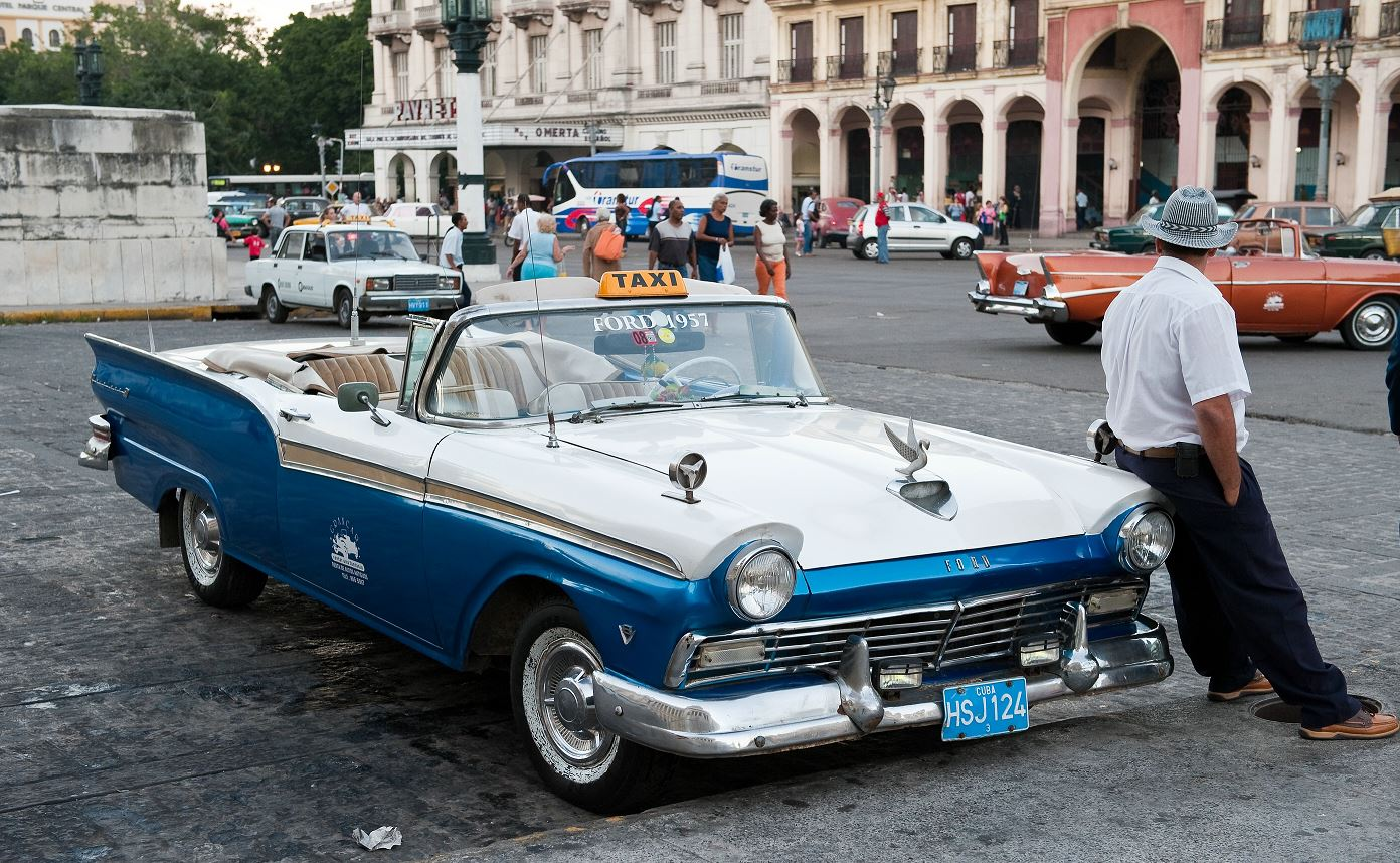 los coches más bonitos de cuba