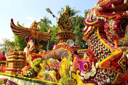 Festival de Flores de Chiang