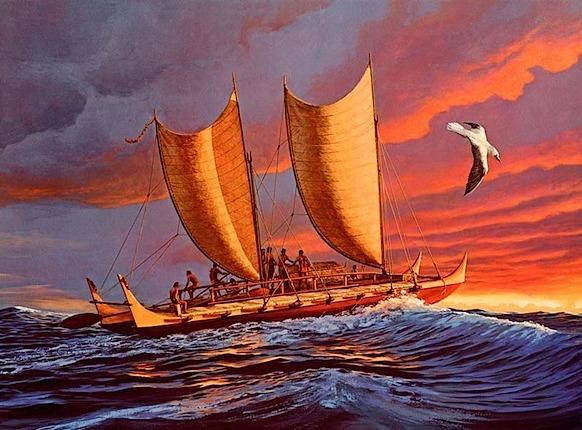 Hotu Matu'a y los 7 exploradores
