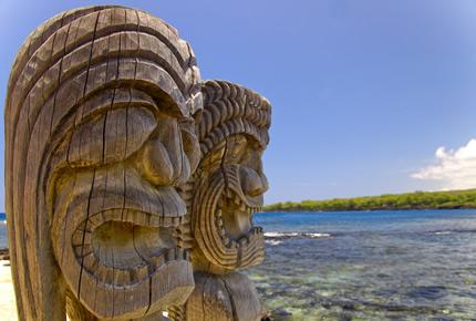mitos y leyendas de Polinesia