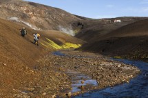 Landmannalaugar – Tierras Altas de Islandia