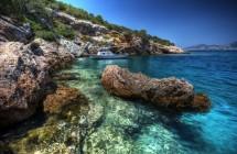 BLACK ISLAND – (POYRAZ BAY – METEOR BAY) – BODRUM