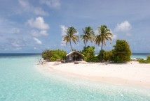 MALDIVAS: EXCURSION ISLA DESIERTA CON  PIC-NIC