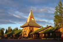 ROVANIEMI, CAPITAL DEL NORTE DE FINLANDIA