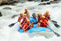 PN CAHUITA – RAFTING RÍO PACUARE - PN VOLCÁN ARENAL
