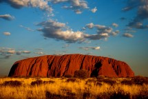 AYERS ROCK - MELBOURNE