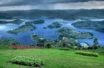BWINDI NP (Noche en Lake Bunyonyi)