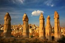 VUELO CUIDAD DE ORIGEN - CAPADOCIA