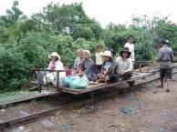 SIEM REAP - BATTAMBANG (Templos de Banteay Chhmmar, la zona de templos más remota de Camboya)