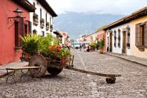 CIUDAD GUATEMALA - VUELO DE REGRESO