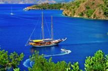 ADALI BAY - MANASTIR - TERSANE ISLAND