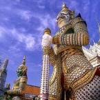 BANGKOK – EXCURSION A LOS TEMPLOS EN GRUPO