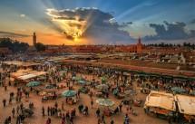 Ciudad de Origen /  Marrakech