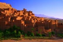 Marrakech / Telouet / Ait Ben Hadou / Ouerzazate