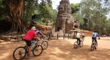SIEM REAP (Angkor en bicicleta)
