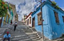 LA HABANA – SANTIAGO DE CUBA