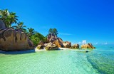 Maldivas con excursiones: palmeras y turquesa