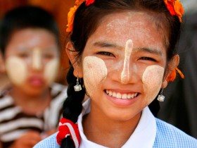 Corazón de Myanmar
