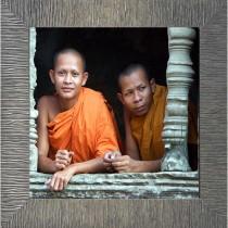 Recorriendo Camboya en autobús