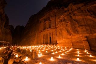 Jordania activa S. Santa: descubriendo a pie el valle de la Luna