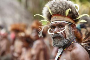 Extension Indonesia: trekking en Papua