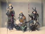 Japón en grupo: Geishas y Samurais