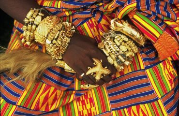 Ghana-TRIBU Ashanti