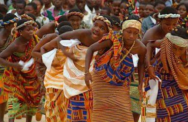 etnia ghana