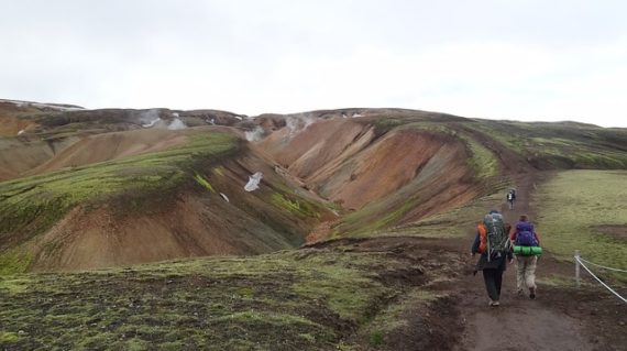 Viaje de trekking a Islandia
