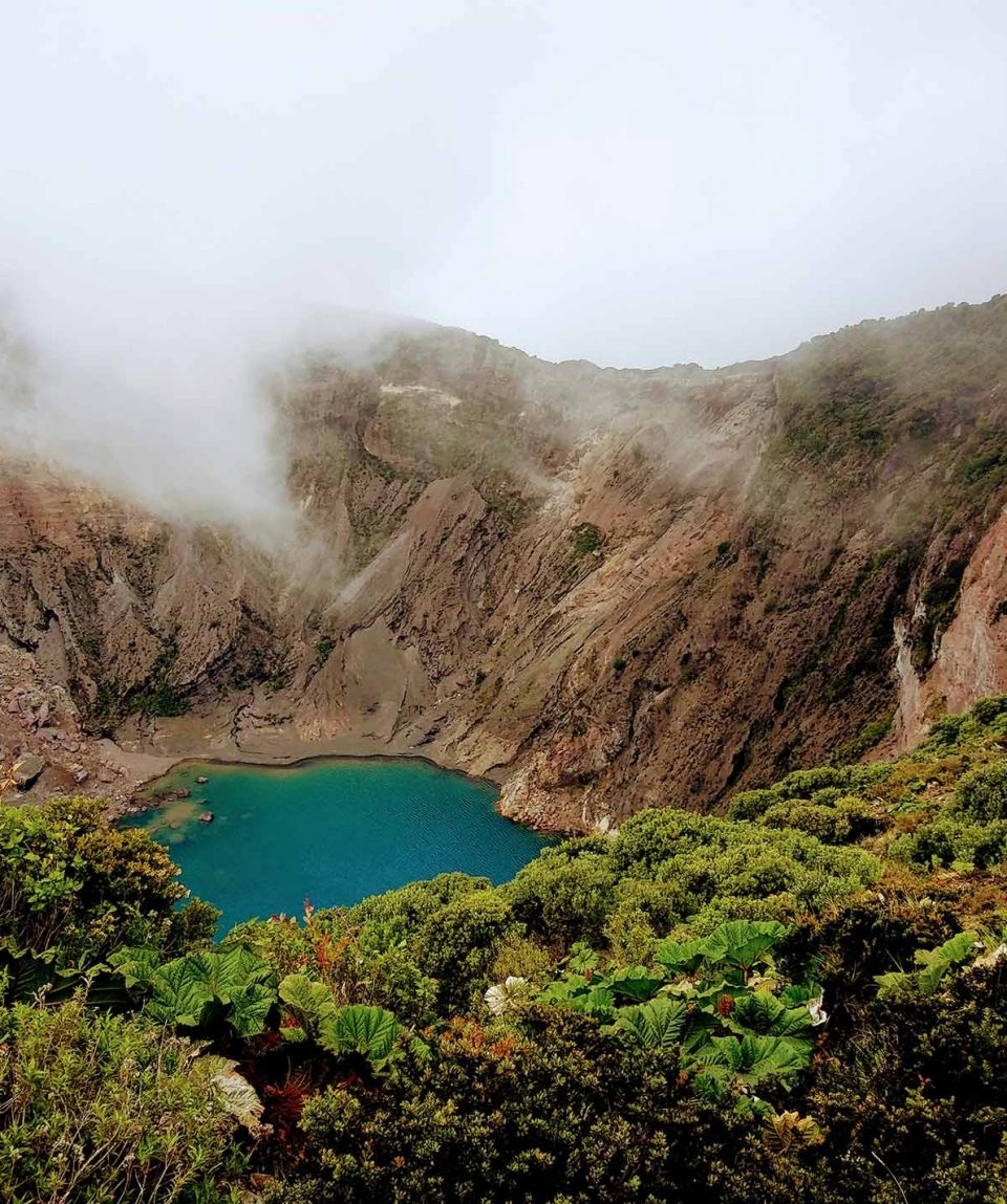 Costa Rica: Selva, volcanes y arrecifes