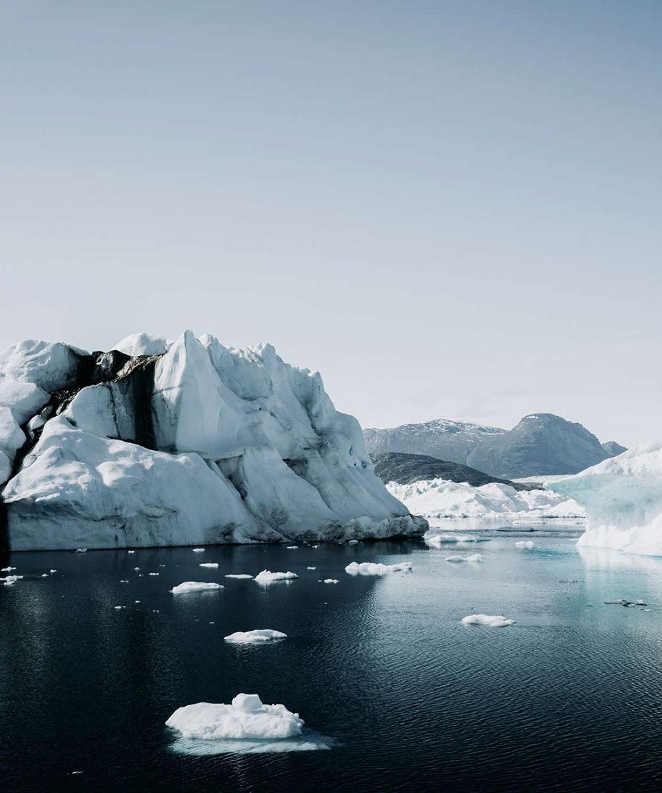Groenlandia: icebergs, glaciares y vikingos