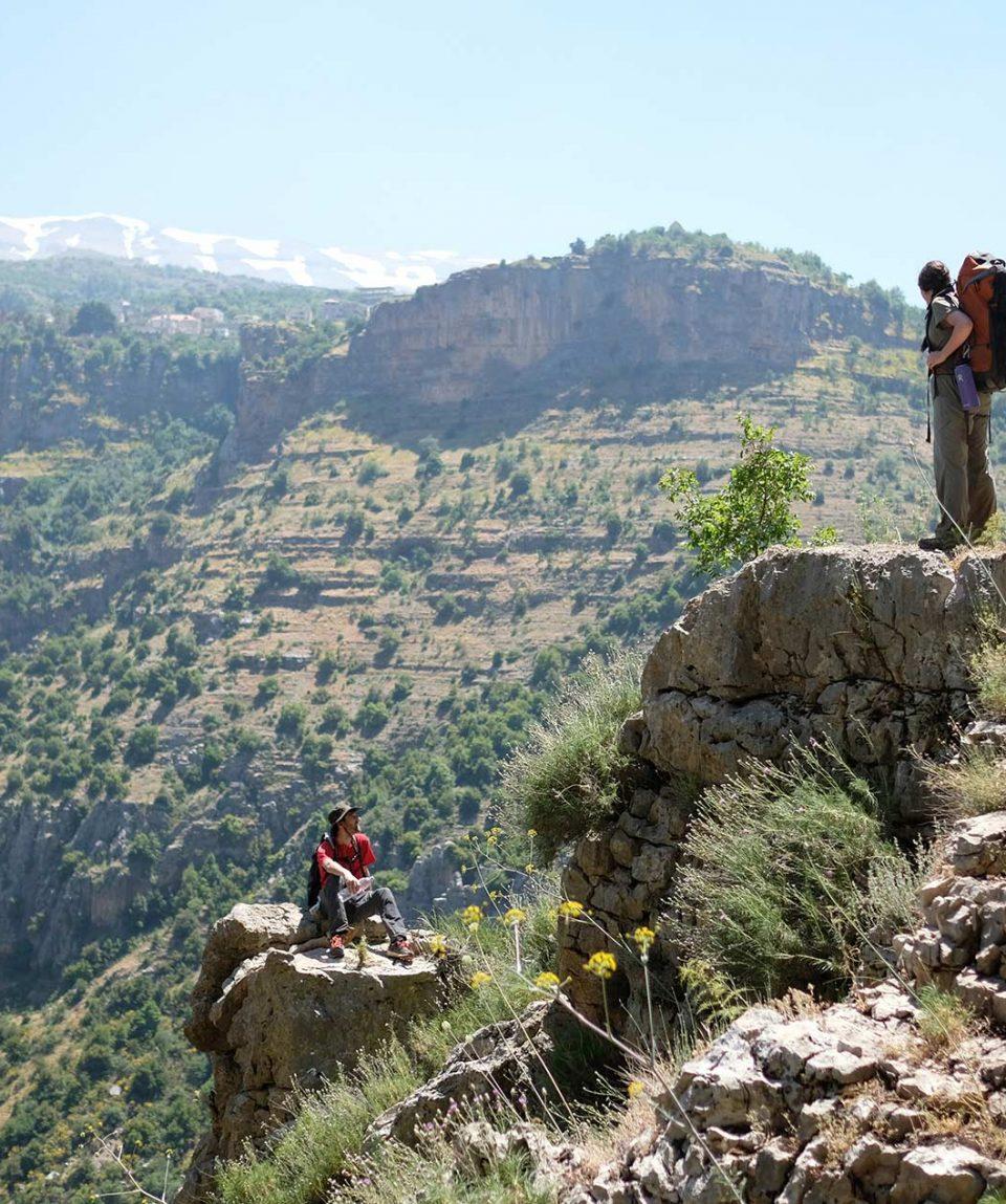 Líbano: descubriendo a pie el país de los cedros