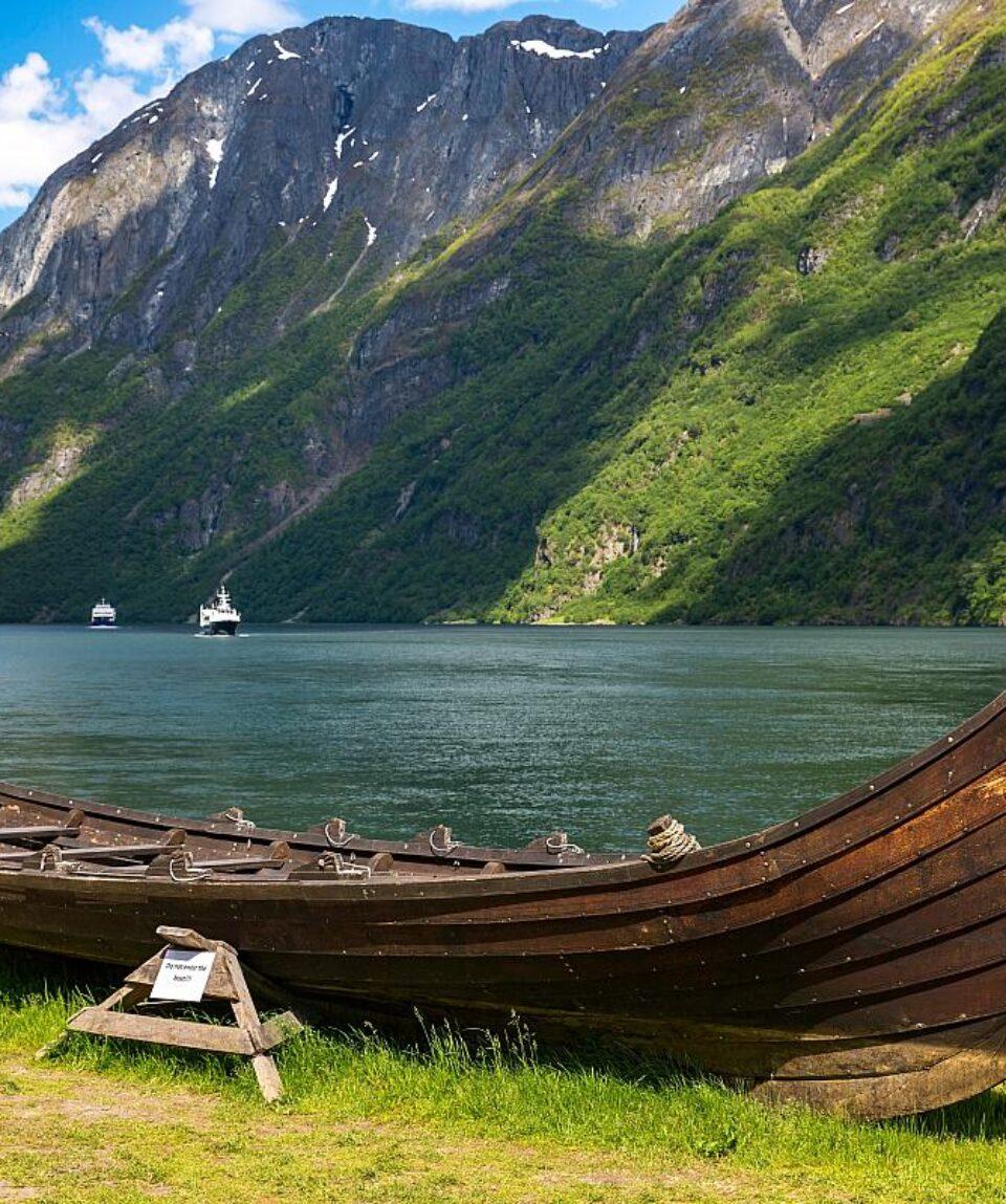 barca noruega