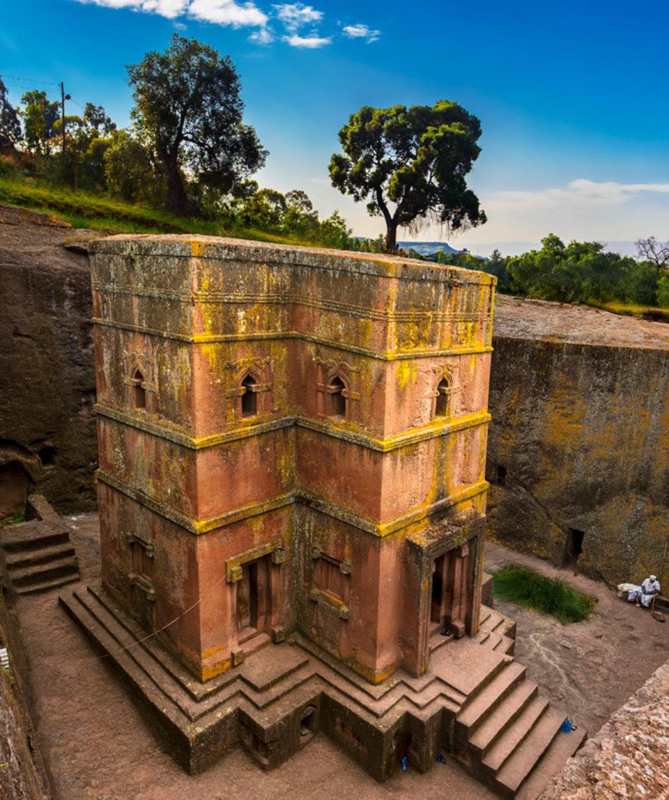Viaje Etiopía Norte Histórico