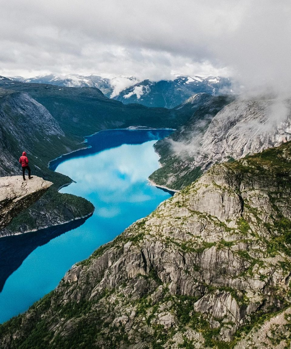 Fly and drive Noruega