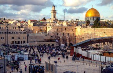 Viaje a Israel, muro de las lamentaciones