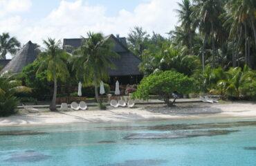 Front_View Hotel White Sand Beach Resort Fakarava