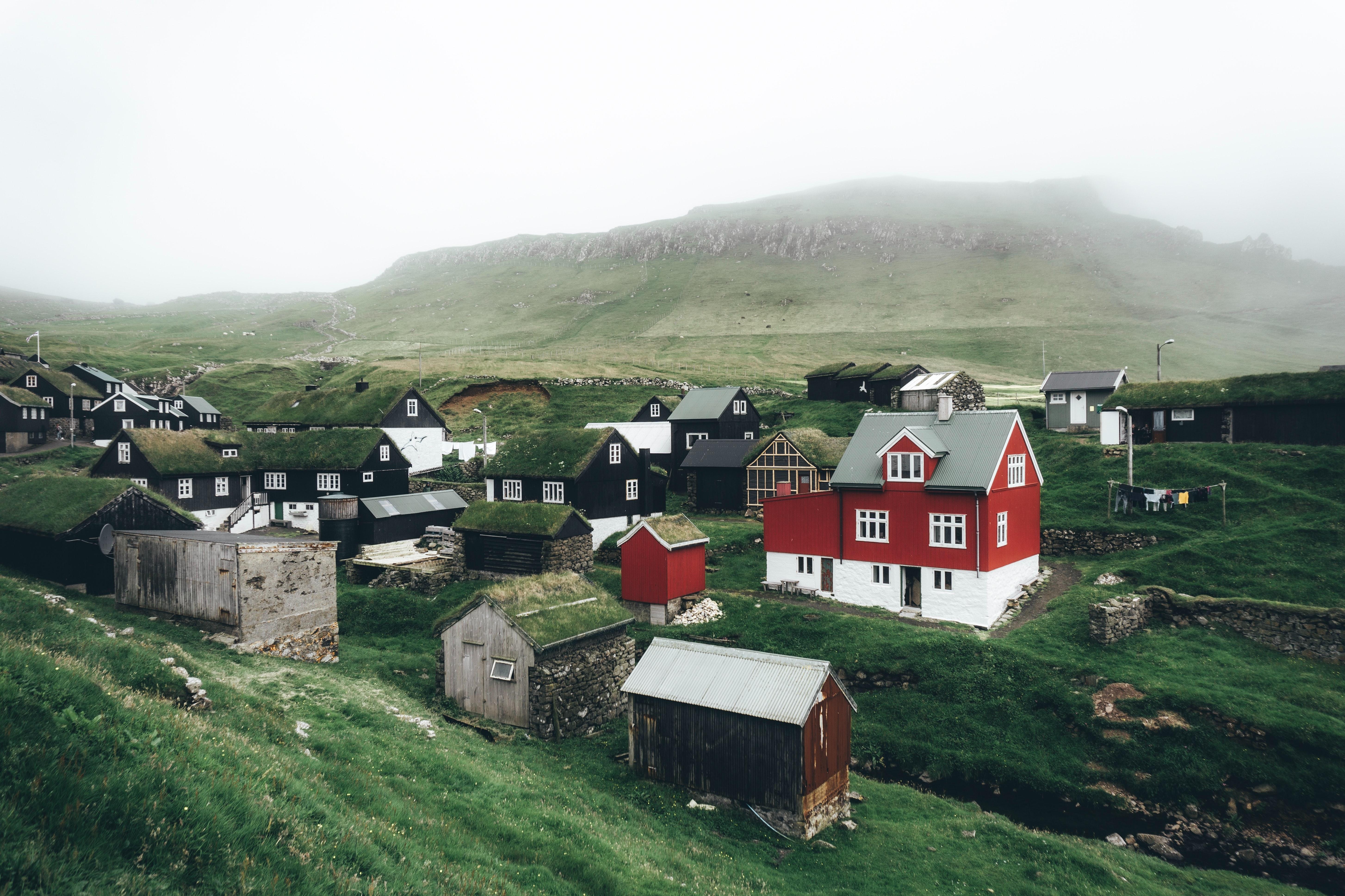 Faroe Islands – Mykines