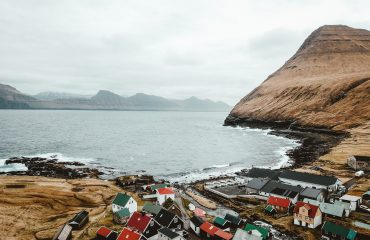 Faroe Islands, Gjógv