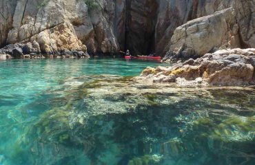 Costa-Brava-kayak